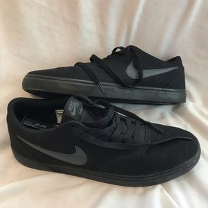6daf1b1628b Nike Shoes - Nike SB Check Solar Canvas 843896 002 ANTHRACITE!